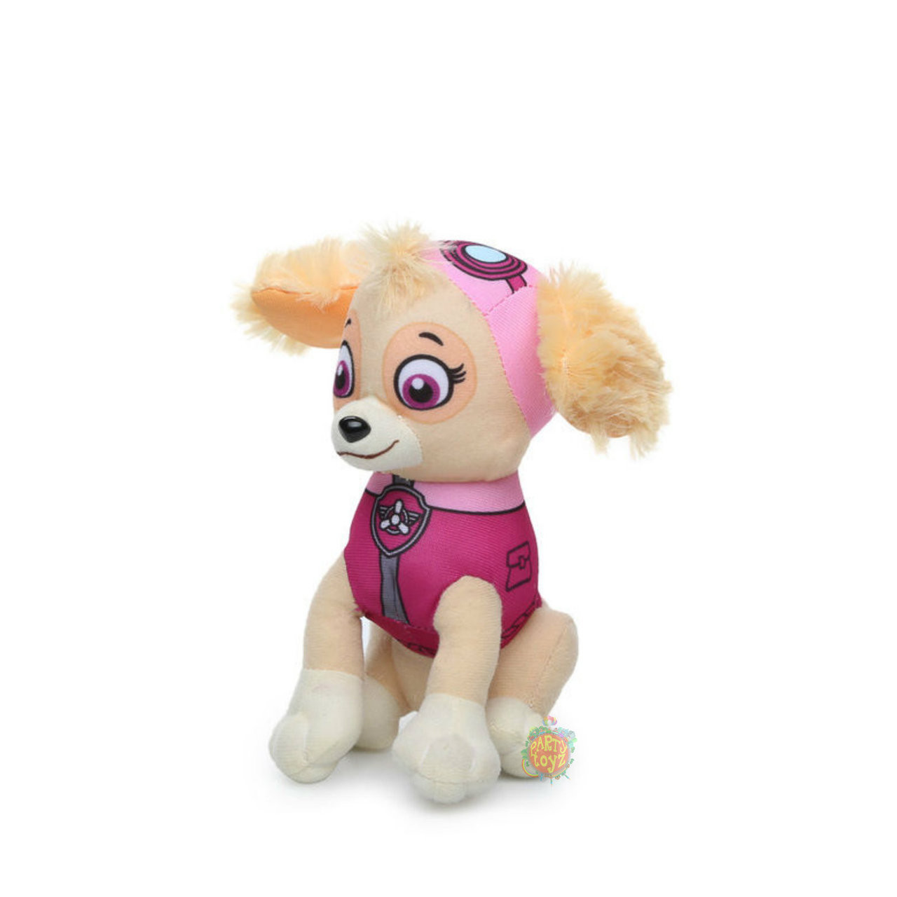 Paw Patrol Character 7 Inch Small Plush Toy  -  Skye