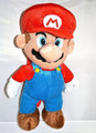 "Mario Brothers 18"" Plush Backpack Toy - Mario"