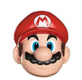 Super Mario Bros. Mario Adult Plastic Mask