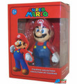 "Super Mario Brothers 5"" Plastic Toy Action Figure - Mario"