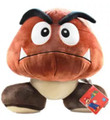 "Super Mario Brothers Large Goomba 12"" Plush Toy Stuffed Animal"