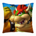 Super Mario Bross Medium 13 Inch Pillow - Koopa
