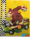 Mario Brothers Reusable Woven Shopping Grocery Bag Tote - Donkey Kong