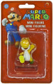 "Super Mario Bros. Mini Action Figure 1 - 3"" - Yellow Yoshi"