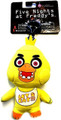 Five Nights At Freddy's 5 Inch Collector Plush Clip Toy Figure - Chica