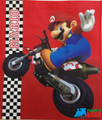 Mario Kart Grocery Reusable Tote Bag - Mario