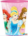 Princess Plastic 16 Ounce Reusable Keepsake Favor Cup (1 Cup)