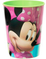 Minnie Mouse Bow-tique Plastic 16 Ounce Reusable Keepsake Favor Cup (1 Cup)