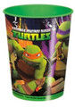 Teenage Mutant Ninja Turtles Plastic 16 Oz Reusable Keepsake Favor Cup