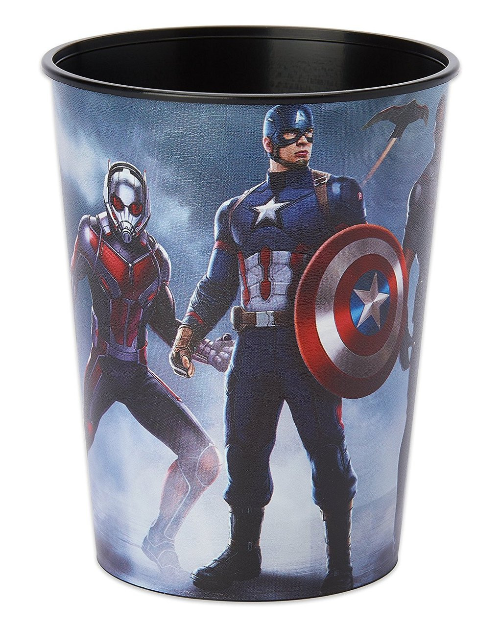 Civil War Plastic 16 oz Keepsake Favor Cup (1 Cup) - Team Captain America