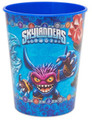 Skylanders Blue Plastic 16 oz Reusable Keepsake Souvenir Favor Cup (1 Cup)