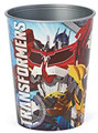 Transformers Grey Plastic 16 oz Reusable Keepsake Souvenir Cup (1 Cup)
