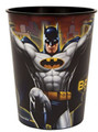 Batman Plastic 16 Ounce Reusable Keepsake Favor Cup (1 Cup)