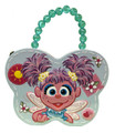 Abby Cadabby Butterfly Shape Carry All Tin
