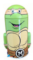 Teenage Mutant Ninja Turtles Rounded Figure Tin Coin Bank - Michaelangelo