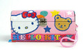 Hello Kitty Carry All Tin Clutch Purse with String - Bear