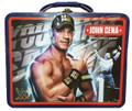 WWE Square Carry All Tin Stationery Box - John Cena