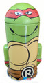 Teenage Mutant Ninja Turtles Rounded Figure Tin Coin Bank - Raphael