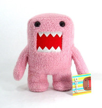 "Domo Medium 10"" Plush Toy - Pink"