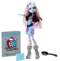"Monster High ""Picture Day"" Abbey Bominable Plastic Doll and Accessories"