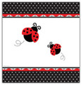 Ladybug Plastic Tablecover Table Cover