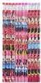 Minnie Mouse Pink/Red Wooden Pencils Pack of 12