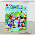 Mickey Mouse Clubhouse Giant Scene Setter Wall Decorating Kit