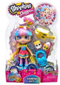 "Shopkins 6"" Plastic Doll with Accessories-Rainbow Kate"