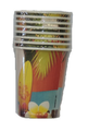 Hawaii Beverage Cups Pack of 8