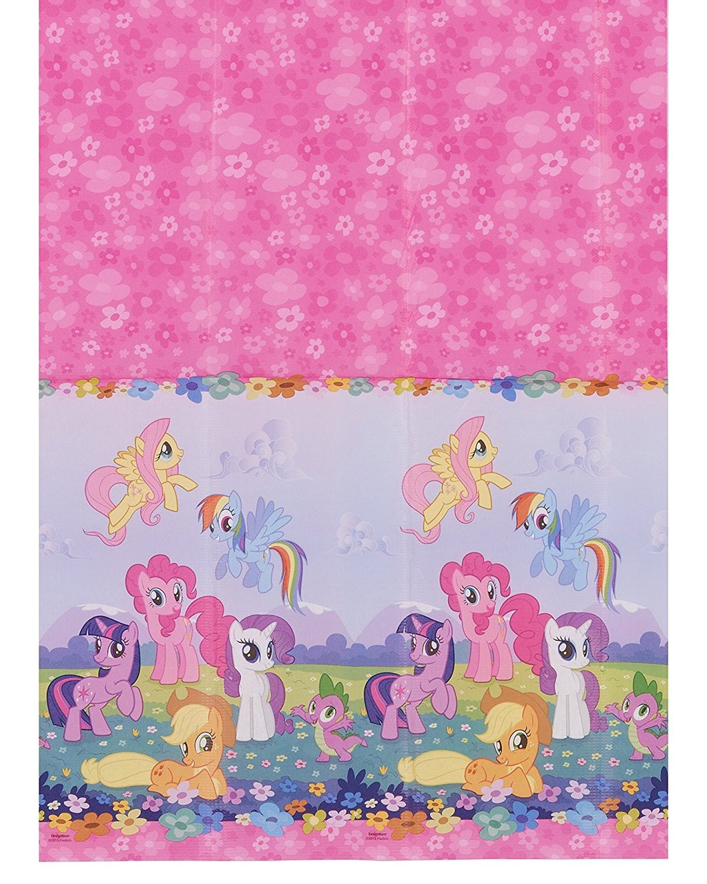 My Little Pony Paper Tablecover Table Cover - Flying Ponies