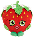 "Shopkins Strawberry Kiss 16"" Inch Plush Toy"