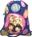 Drawstring Bag - Bratz Blue Cloth String Bag