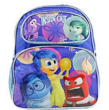 """Inside Out Small 12""""  Backpack - Blue"""