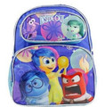 "Inside Out Small 12""  Backpack - Blue"
