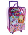 Shopkins Large Rolling Pilot Case
