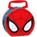 Spider Man Round Tin Box