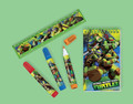 Teenage Mutant Ninja Turtles 5 pc. Stationery Set