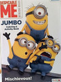 Despicable Me Coloring and Activity Book - Mischievous