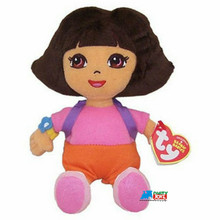 Dora the Explorer Ty Beanie Original Buddy 15 inch Large Plush Toy