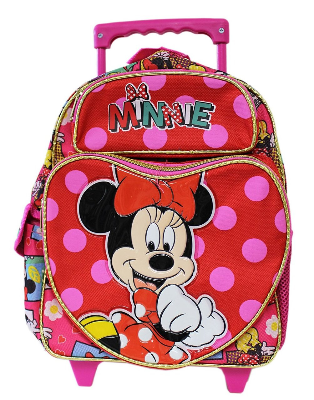 bba384ccf8a Minnie Mouse Small Rolling 12