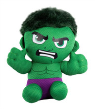 "Hulk TY Beanie Babies Small 7"" Inch Plush Toy"