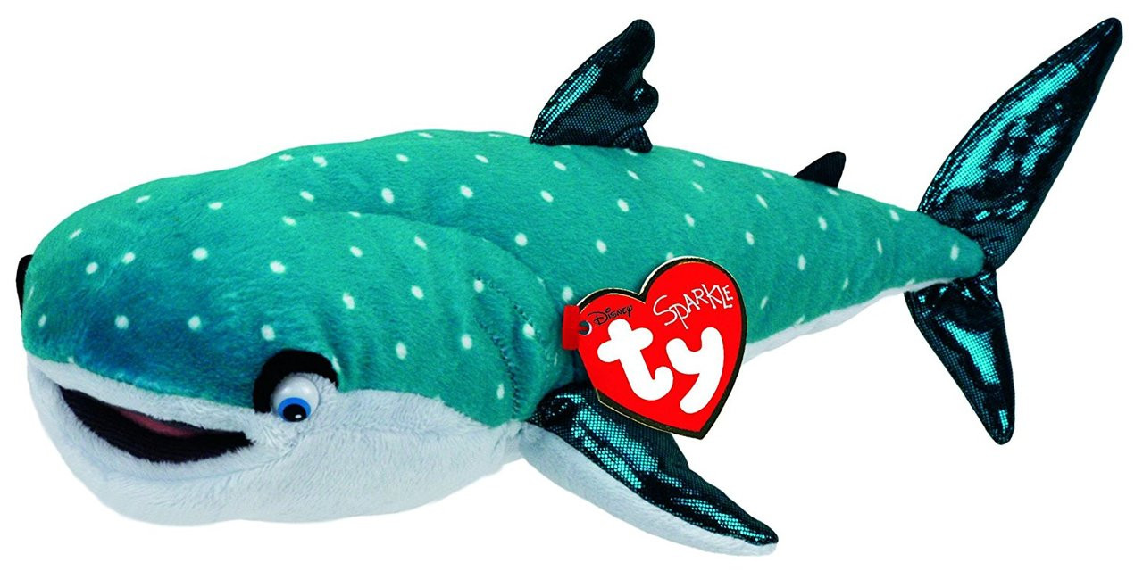 Finding Dory Beanie Babies Small Plush - Destiny