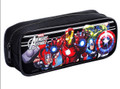Avengers Assemble Cloth Pencil Box Pencil Case - Black