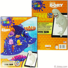 Coloring Book - Finding - Dory - Color And Play