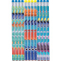 Finding Dory & Friends Blue/Light-blue/Dark-blue Wooden Pencils Pack of 12