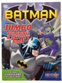 Batman Jumbo 96pg Coloring and Activity Book