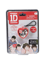 One Direction 1D Singing Keychain Key Chain