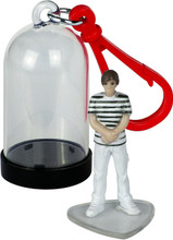 One Direction 1D Keychain Micros Key Chain - Louis