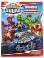 Marvel Super Hero Squad Jumbo 96 pg. Coloring and Activity Book