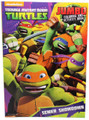 Teenage Mutant Ninja Turtles Coloring and Activity Book - Sewer Showdown